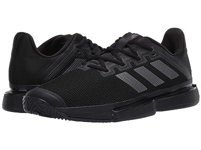 adidas SoleMatch Bounce (Core Black/Night Metallic/Core Black) Men