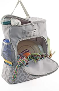 Everything Mary Pet Pack - Backpack Storage For Dog Supplies Dog Food Dog Grooming Accessories Hiking Day Trips For Pets
