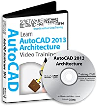 Software Video Learn AUTODESK AutoCAD 2013 Training DVD Sale 60% Off training video tutorials DVD Over 8 Hours of Video Tr...