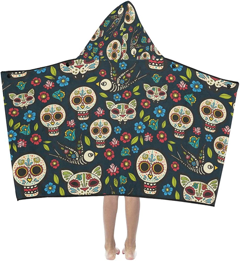 Ranking TOP8 Throw Blanket Toddler Vintage shipfree Sugar Skull The Dea Cat of Day for