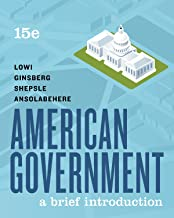 American Government: A Brief Introduction (Brief Fifteenth Edition)