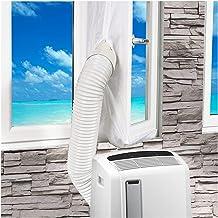 TheStriven Flexibele Raamafdichting voor Mobiele Airconditioning en Tumble Dryer Draagbare Airconditioner Raamafdichting K...