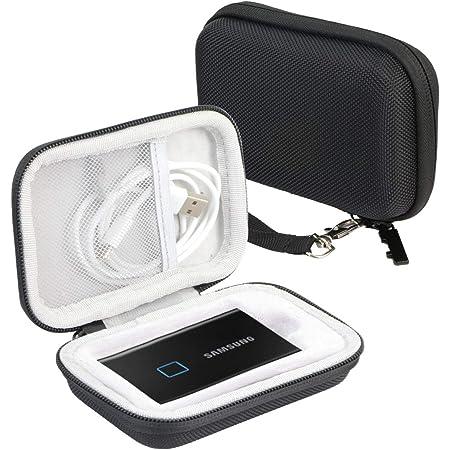 Khanka Hart Tasche Case Für Samsung T7 Touch Computer Zubehör