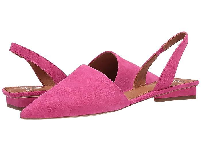 Franco Sarto  GRAYDON by SARTO (Fuchsia) Womens Flat Shoes