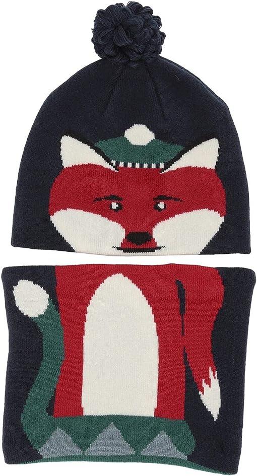 Collegiate Navy Fox