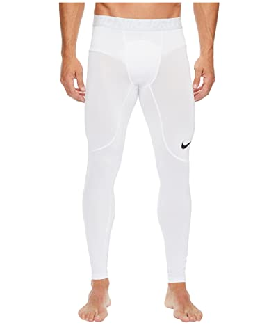 Nike Pro Tight (White/Pure Platinum/Black) Men