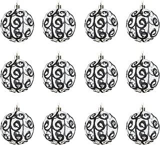 Best large black christmas ornaments Reviews