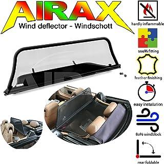 Airax Windschott für 900 Classic Cabrio Windabweiser Windscherm Windstop Wind deflector déflecteur de vent