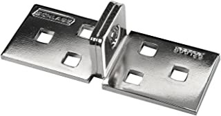 Schlage 855125 Center Hole Hasp, 5-Inch by 2-Inch
