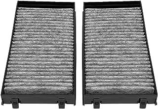 Luftfilter, 2er Auto Innenraum Luftfilter Anti Pollen Staub Ersatzteil für X5 E70 X6 E71 64316945586