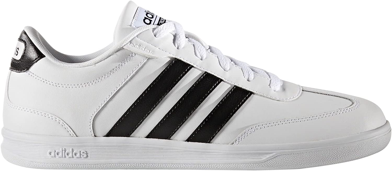 Adidas Herren Sportschuhe Cross Court, wei–(Ftwbla Negbas Negbas) 402 3