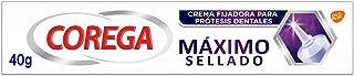 Corega Crema Fijadora para Prótesis Dentales - Máximo Sellado - 40 gr