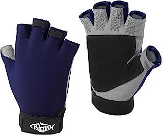 Palmyth UV Fishing Gloves Sun Protection Fingerless...