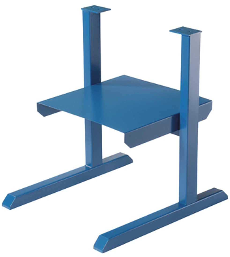 Dahle 712 Trimmer Stand w/Tray, Ensures Optimal Height, German Engineered, Steel, for Dahle 842 & 846 Professional Stack Cutters