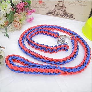 Aokarry Pet Dog Chinlon Dog Leashes Braided Rope