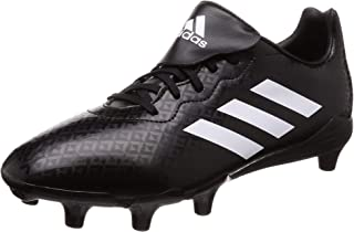 adidas Engage AG All Ground Mens Rugby Union Boot Black/White