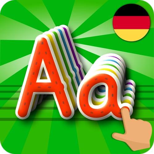 LetraKid – Schreiben lernen für Kinder. ABC Buchstaben lernen Deutsch. Vorschule / Grundschule Alphabet Lernspiele ab 3