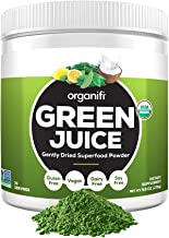 Organifi: Green Juice - Organic Superfood Powder - Vegan Greens with Ashwagandha