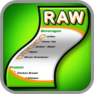 Raw Food Diet Shopping List