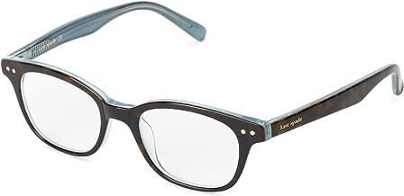 Kate Spade Women's Rebec Cat Eye Reading Glasses, 49mm