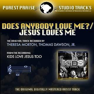 Jesus Loves Me Medley (Lullaby Radio Edit)