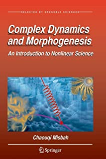 Complex Dynamics and Morphogenesis: An Introduction to Nonlinear Science