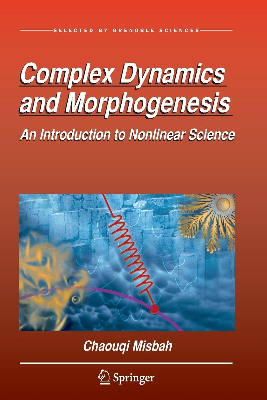 Download Complex Dynamics And Morphogenesis: An Introduction To Nonlinear Science 