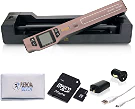 Vupoint ST470 Magic Wand Portable Scanner with Auto-Feed Docking Station, 8gb MicroSD..