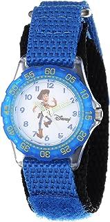 Disney Kids' 50916-A-1 Disney Toy Story 3 Woody Blue Watch