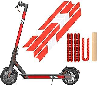 SGMY - Adesivo riflettente impermeabile per scooter e scooter elettrico Xiaomi Mijia M365 e Ninebot Es1/Es2/Es4