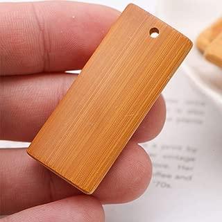 custom wood keychains