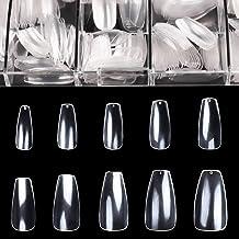 500 Pcs Nails Uñas Postizas Full Cover Nail Uñas Falsas