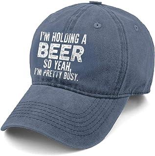 0c09f3ada7e71 Amazon.com  Food   Drink - Baseball Caps   Hats   Caps  Clothing ...