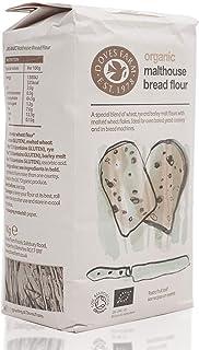 Doves Farm Organic Malthouse Bread Flour, 1kg