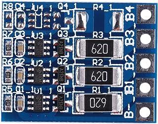 Módulo de equilibrio de carga de batería de litio de iones de litio 3Series 18650 Placa de equilibrio BMS 11,1 V 12,6 V