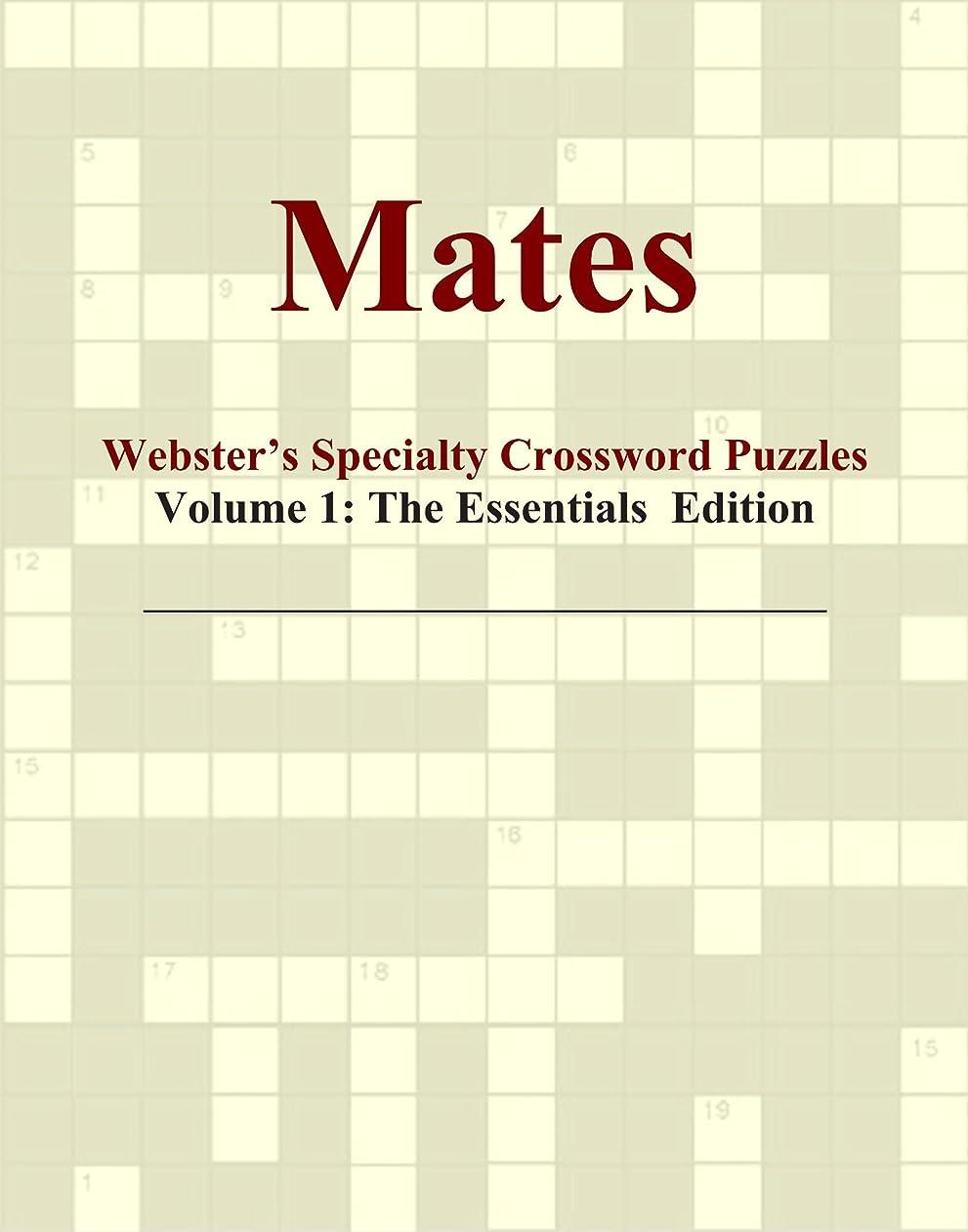 ラッドヤードキップリングクッションボルトMates - Webster's Specialty Crossword Puzzles, Volume 1: The Essentials Edition