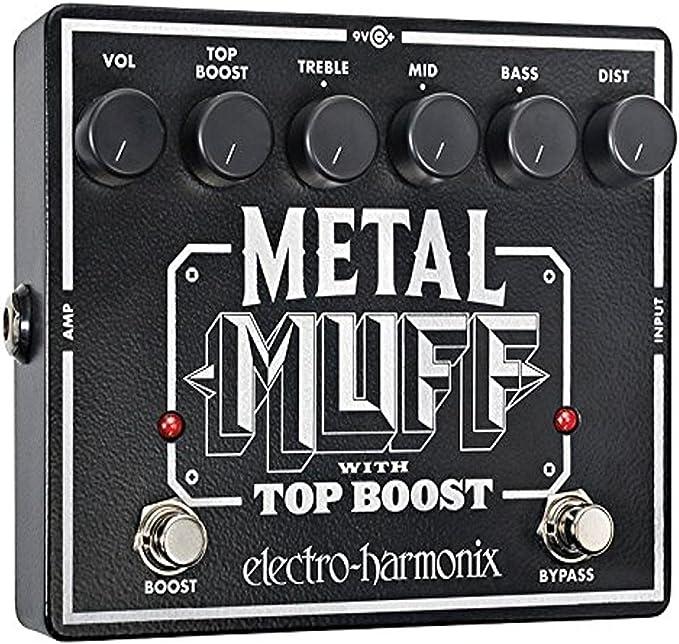 Electro-Harmonix Metal Muff Distortion