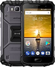 Ulefone Armor 2 6GB+64GB 5.0 inch Sharp Android 7.0 MTK Helio P25 Octa Core 64-bit up to 2.6GHz WCDMA & GSM & FDD-LTE (Dark Grey)