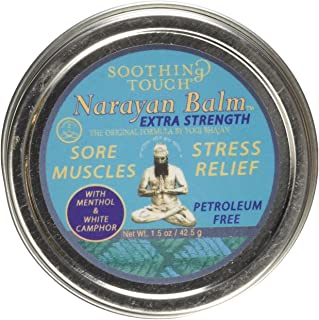 Soothing Touch Narayan Balm Extra Strength, 1.5 Ounce