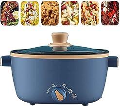 Casserole électrique Multifonctions électrique Sauteuse Electrique Hot Pot Poêle Frire Cuiseur Riz Pot Soupe Electrique An...