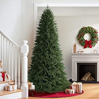 Balsam Hill Stratford Spruce Artificial Christmas Tree, 7.5 Feet, Unlit
