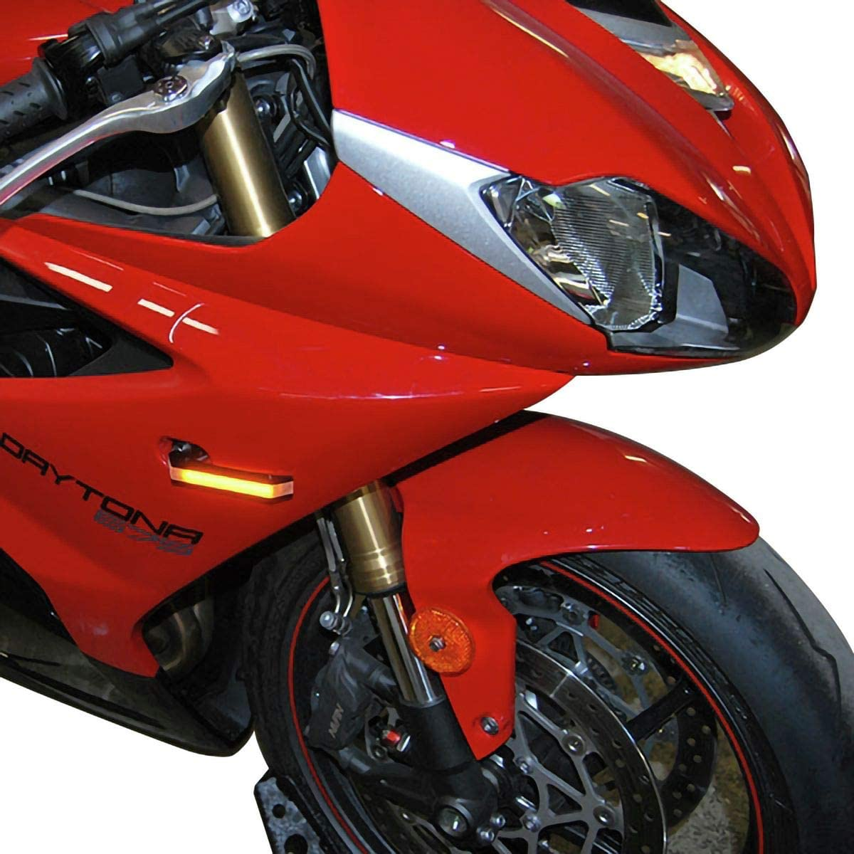 Triumph Daytona 675 Front Turn - 2021 autumn and winter new New Jacksonville Mall Rage Cycles Signals