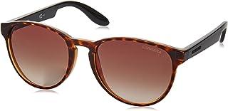 نظارة كاريرا متدرجة بيضاوية الشكل للجنسين - (كاريرينو 16 2XF 4902|49|لون بني)