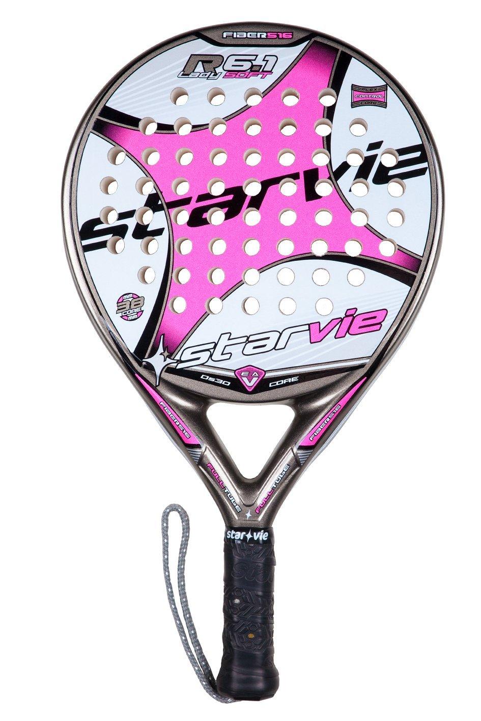 Starvie R6.1 Lady Pala de Padel: Amazon.es: Deportes y aire libre