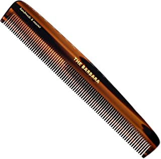 Kent F3T Limited Edition Dressing Table Comb for Men and Women, All Fine Tooth Hair Comb Straightener for Everyday Groomin...