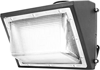 rab led wall pack with photocell