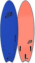 Wave Bandit Performer Tri, Blue, 6'6