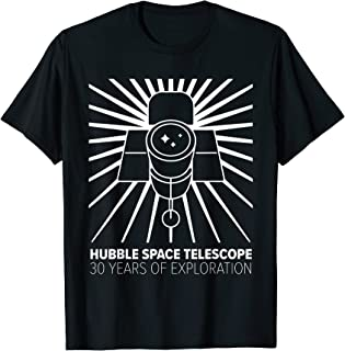30e anniversaire de la NASA Hubble T-Shirt
