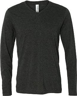 Canvas 3425 - Long Sleeve V-Neck T-Shirt