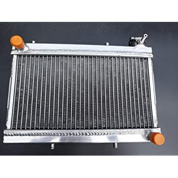 NEW Aluminum Radiator for HONDA TRX250R TRX250 TRX 250 R 1988 1989 88 89